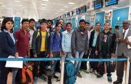 अाेमनमा अलपत्र परेका ११ नेपालीकाे उद्दार