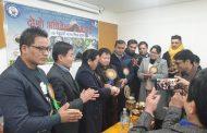 कोरियामा रहेका नेपालका १५ संघसंस्थाले पाए नयाँ नेतृत्व : एनआरएन र पत्रकार महासंघले दियो बधाई