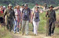 स्थल मार्ग पनि विदेशी पर्यटकका लागि बन्द