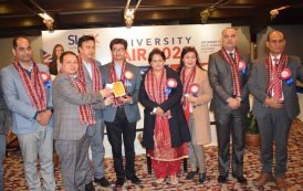 MORE THAN 500 STUDENTS ATTENDED SI-UK FAIR