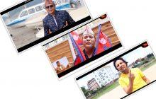 """अस्मिनकाे राष्ट्र प्रेमले वतप्राेत """"मलाई कालापानी हेर्न मन छ"""" सार्वजनिक (भिडियो सहित)"""