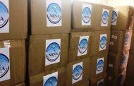 एनआरएनए मकाउले २५ लाख वरावरको ५० हजार सर्जीकल मास्क नेपाल पठायो
